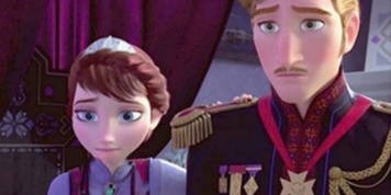 As mais interessantes histórias de Frozen