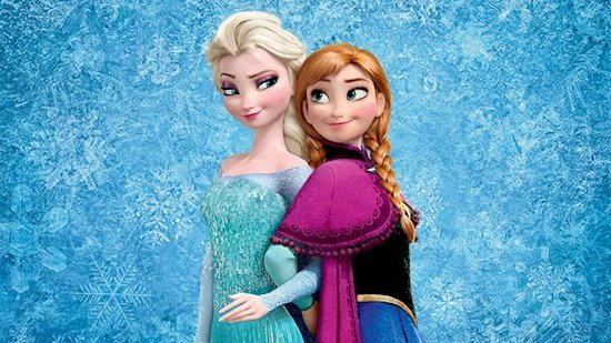 As mais interessantes histórias de Frozen 1