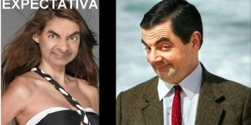 Descobrimos a Lily Atkinson, a linda filha do comediante Mr. Bean…