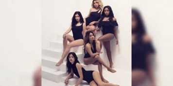 Você é capaz de ver o erro de Photoshop na foto do grupo Fifth Harmony?