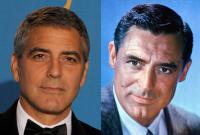 Geroge Clooney & Cary Grant