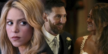 As 5 piores gafes do casamento de Lionel Messi