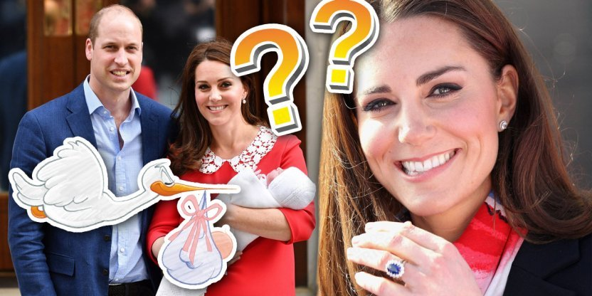 Rumores da gravidez de Kate Middleton: A esposa do príncipe William pode estar grávida de novo