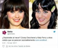 2. Katy Perry e Zooey Deschanel