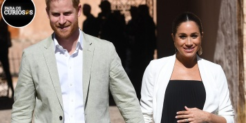 Os PADRINHOS do Bebê de MEGHAN MARKLE e do Príncipe HARRY!